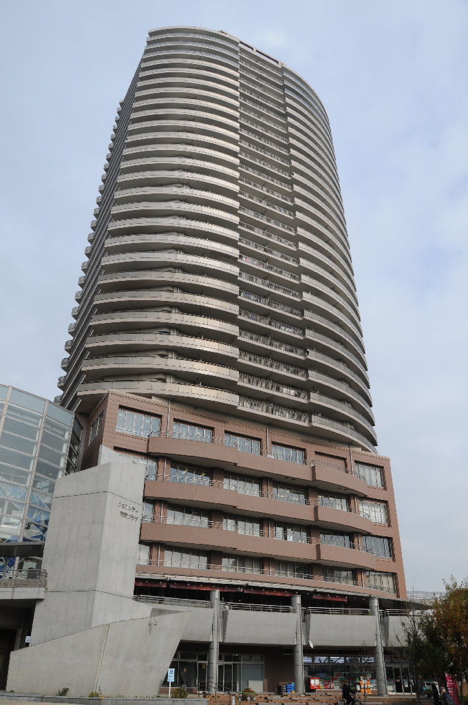 31階建「ウェルシティ横須賀」