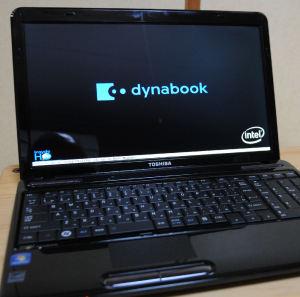 東芝ノートパソコン dynabook