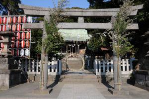 金沢八景・「瀬戸神社」