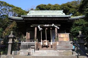 瀬戸神社・本殿