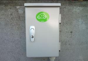 「EV」充電設備