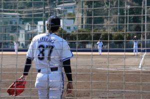 背番号37「早川 大輔」ベテラン選手