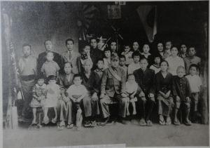 終戦前年、昭和19年(1944年)6月撮影