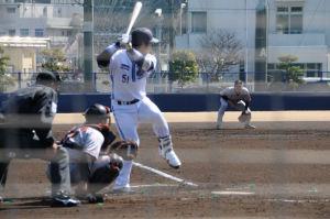三塁手「大田」の守備