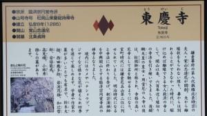 東慶寺、弘安八年開山