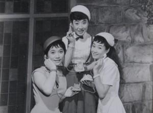 昭和30年代三人娘