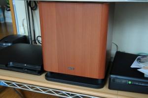 「SYS-550SD」のウーハー