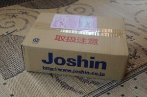 Joshin web からの販売