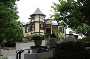 「コクリコ坂から」外交官の家