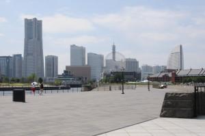 新しい横浜の風景
