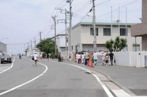 横須賀新港埠頭入口