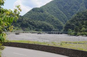 早川町「奈良田の里温泉」