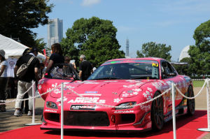 DREAM ANGELS RACINGの「RX7」