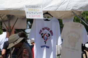 被災地支援で「Tシャツ」が販売
