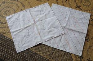 手縫いの布きん