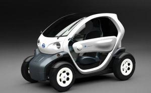 二人乗り超小型電動車両