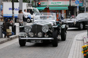 BENTLEY MKV1 HALSE SPECIAL