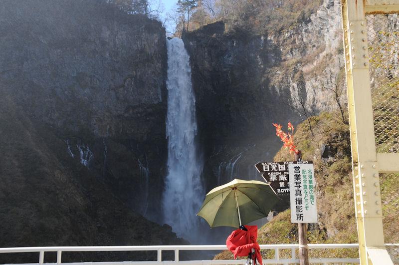 日光・華厳の滝