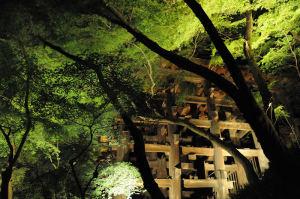 清水寺本堂の櫓