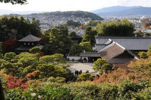 京都市街も望めます