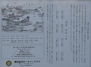 金沢八景名称の由来