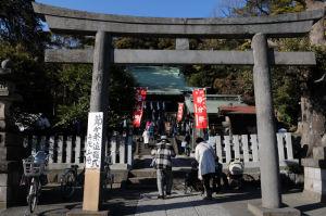金沢八景 瀬戸神社・節分祭