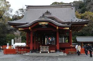 鶴岡八幡宮『舞殿』