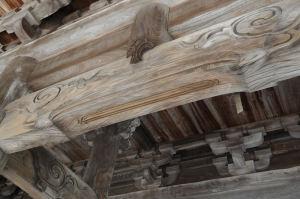 三門は江戸時代の1775年再建