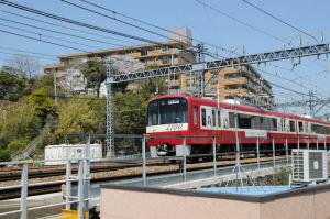金沢八景駅になります