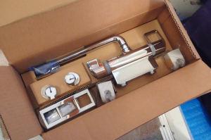 台付きタイプの水栓金具