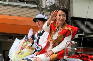 2012年 開港記念ザよこはまパレード