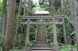 鎌倉の鬼門の守り神