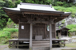 十二所神社本殿