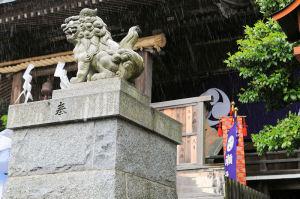 瀬戸神社 「国道を渡る神様」