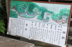 鎌倉宮の見どころが