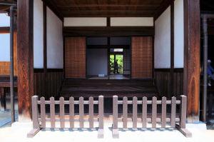 方丈の玄関
