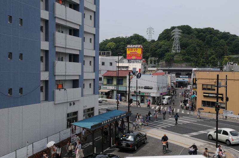 金沢八景東口開発