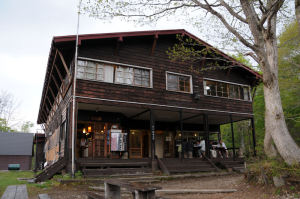 第二長蔵小屋