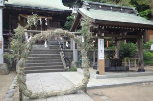 瀬戸神社、大祓・茅の輪神事