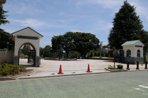 大仏次郎記念館入口