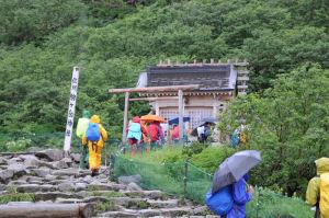 駒ヶ岳神社にお参りして