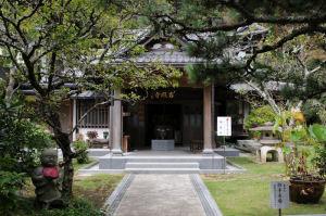 岩殿寺本堂