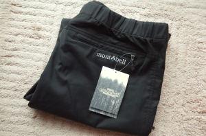 モンベルのズボン