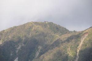 丹沢・烏尾山から鎖場