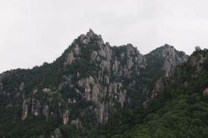 北杜市の山へ出発