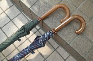 バイク事故で貸した傘