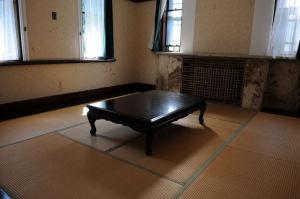 二階には和室が