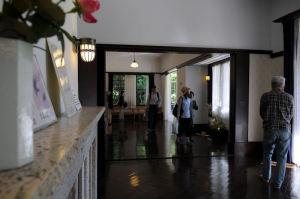 一階のホール