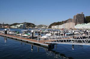 浦賀の渡し船2