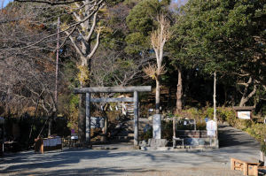 葛原岡神社